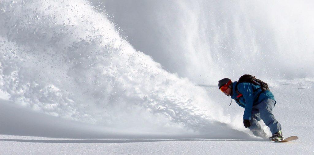Sonnalp Snowboarder
